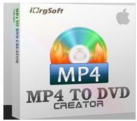 50% Mac MP4 to DVD Creator Coupon