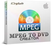 50% Mac MPEG to DVD Creator Coupon