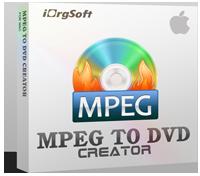 50% Mac MPEG to DVD Creator Coupon
