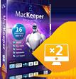 15 Percent – MacKeeper Standard – License for 2 Macs