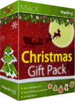 MacX Christmas Gift Pack – Exclusive Coupon