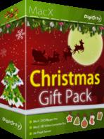 MacX Christmas Gift Pack Coupon
