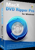 MacX DVD Ripper Pro for Windows (Family License) – Premium Coupon