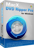 MacX DVD Ripper Pro for Windows (Lifetime License) Coupon Code