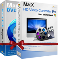 MacX DVD Video Converter Pro Pack for Windows – Exclusive Discount