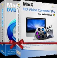 Unique MacX DVD Video Converter Pro Pack for Windows Coupon Discount
