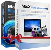 Digiarty Software Inc. – MacX DVD Video Converter Pro Pack Coupons
