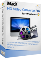 Amazing MacX HD Video Converter Pro for Windows (1 Year License) Discount
