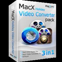 MacX Holiday Gift Pack Coupon