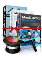 Amazing MacX Holiday Video Converter Pack Coupon Discount