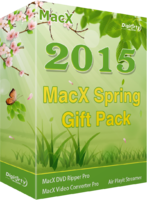 MacX Spring Gift Pack Coupon