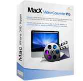 Digiarty Software Inc. MacX Video Converter Pro (Free Get iPhone Ripper) Discount