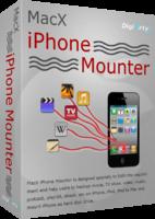 MacX iPhone Mounter Coupon