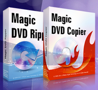 Magic DVD Ripper + DVD Copier (Full License + 2 Years Upgrades) – 15% Discount