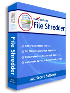 50% Max File Shredder 3 users Coupon Code