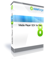 VisioForge Media Player SDK for Mac – One Developer Coupon Code
