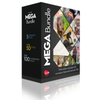 Mega Bundle; ALL 58 Style templates + 10 Cinematic Titles + Over 100 music tracks – 15% Sale