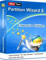 MiniTool Partition Wizard Enterprise + Lifetime Upgrade Coupon Code – 15%