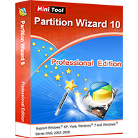 15% Off MiniTool Partition Wizard Professional + Boot Media Builder Coupon Code