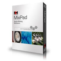 MixPad Multitrack Audio Recording and Mixing Coupon – 30% Off