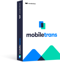 Wondershare Software Co. Ltd. MobileTrans for Mac (Lifetime License) Coupon Code