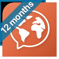 Ati Studios Mondly Premium 41 Languages – Annual Access Coupon