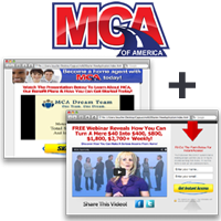 Motor Club of America MCA Opportunity Site + Capture Page (Shorter) ~ Monthly Subscription – Exclusive 15% off Discount