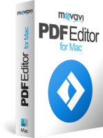 Movavi PDF Editor for Mac Coupon Code