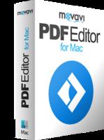 Movavi PDF Editor for Mac Coupon Code