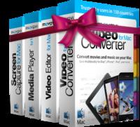 Movavi – Movavi Super Video Bundle for Mac Coupon