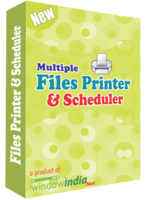 Multiple Files Printer and Scheduler Coupon Code