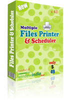 Multiple Files Printer and Scheduler Coupon