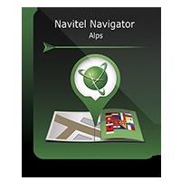 "Navitel Navigator. ""Alps"" – 15% Sale"