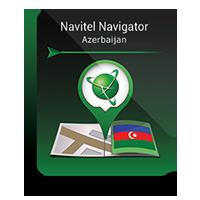 "Navitel Navigator. ""Azerbaijan"" (365 days) – 15% Off"