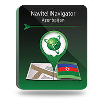 "Navitel Navigator. ""Azerbaijan"". – 15% Discount"