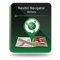 "Exclusive Navitel Navigator. ""Balkans"". Coupon"