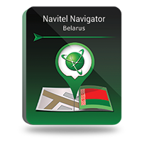 "Exclusive Navitel Navigator. ""Belarus"". Coupon Discount"