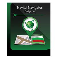 "Navitel Navigator. ""Bulgaria"". Coupon"