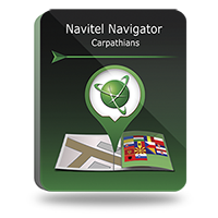 "Navitel Navigator. ""Carpathians"" – Exclusive 15% off Coupons"