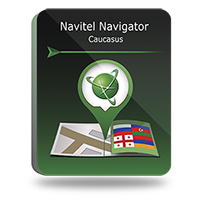 """Navitel – Navitel Navigator. """"Caucasus"""" Sale"""