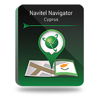 "Navitel Navigator. ""Cyprus"". Coupon Code"