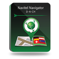 "Exclusive Navitel Navigator. ""D-A-CH"" (365 days) Coupons"