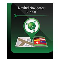 "Exclusive Navitel Navigator. ""D-A-CH"" (365 days) Coupons"