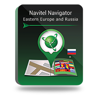 "Navitel Navigator. ""Eastern Europe and Russia"". Coupons 15%"