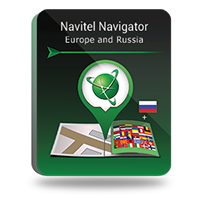 "Navitel Navigator. ""Europe and Russia"".GeoLife – 15% Off"