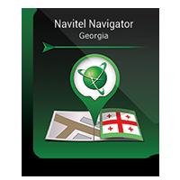 """Navitel Navigator. """"Georgia"""". – 15% Sale"""