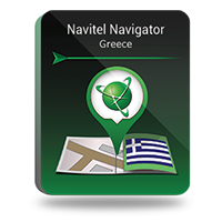 "Exclusive Navitel Navigator. ""Greece"" (365 days) Coupons"
