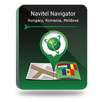 "Navitel Navigator. ""Hungary Romania Moldova"". – Exclusive 15 Off Discount"