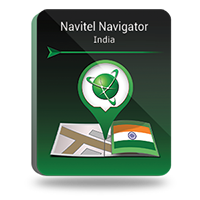 "Navitel – Navitel Navigator. ""India"" (365 days) Sale"