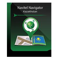 "Navitel Navigator. ""Kazakhstan"". Coupon"